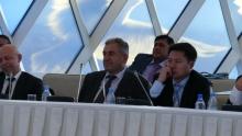 Միջազգային տրանսպորտային միջանցքների նորարարական զարգացմանը նվիրված հանդիպում